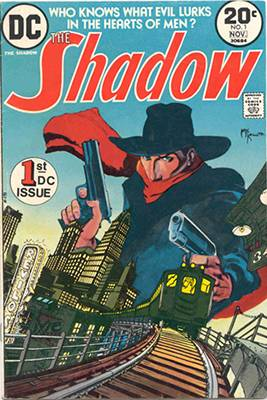 The Shadow knows!